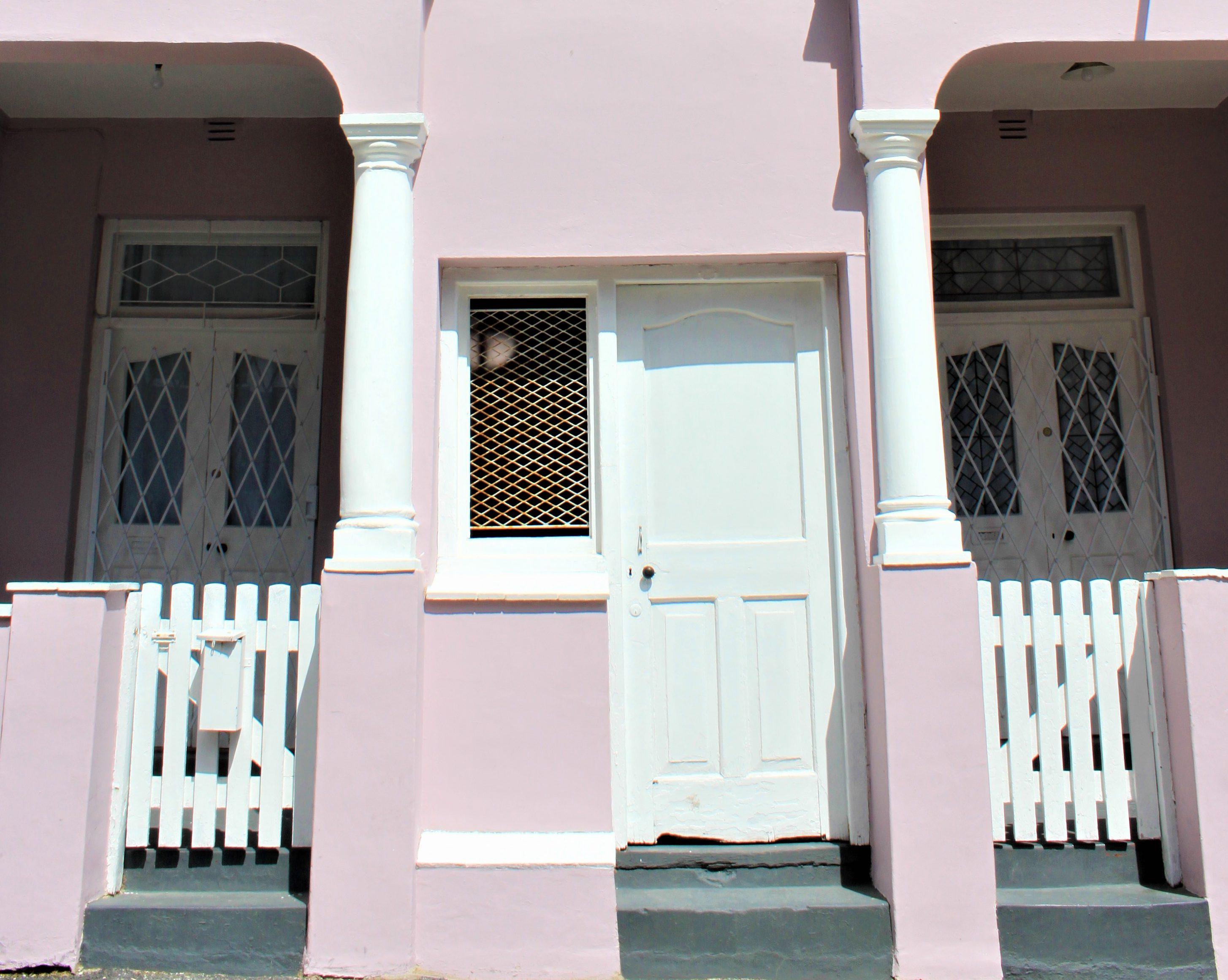 Studentenhuis in Sea Point, Kaapstad