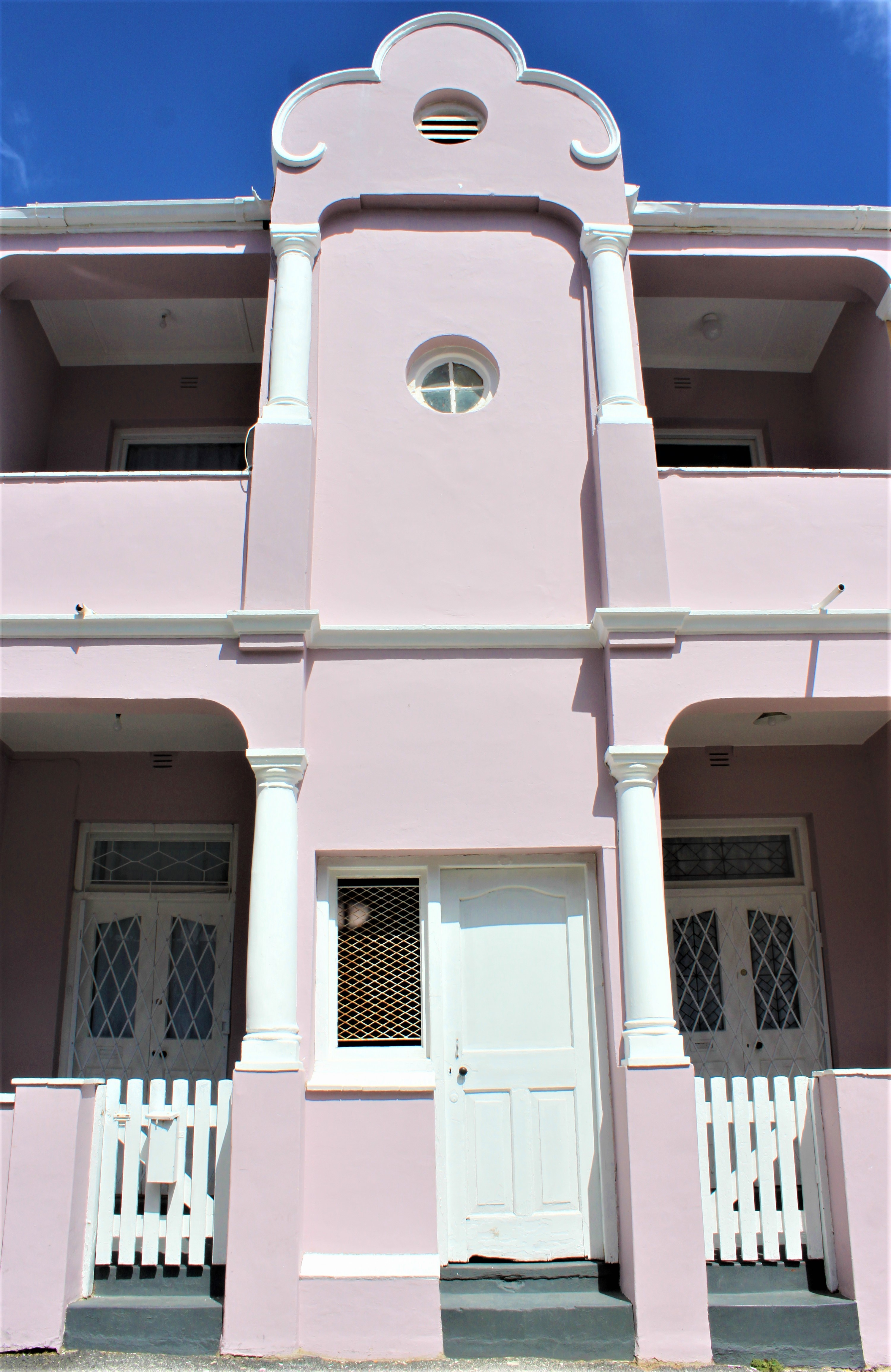 Studenthouse in Sea Point, Cape Town