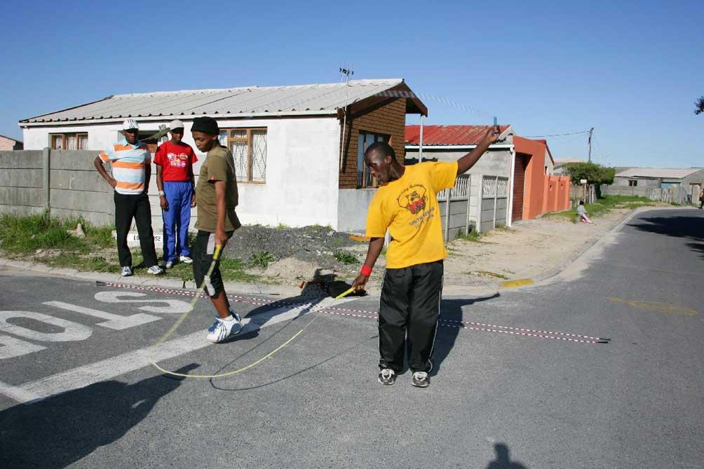 Naschoolse projecten townships