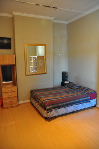 Dit studentenhuis in Green Point heeft 6 grote slaapkamers