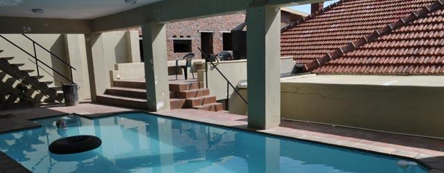 Studentenhuis in Green Point Kaapstad