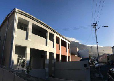 Studentenhuis Woodstock Kaapstad