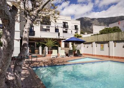 Studentenappartement centrum Kaapstad