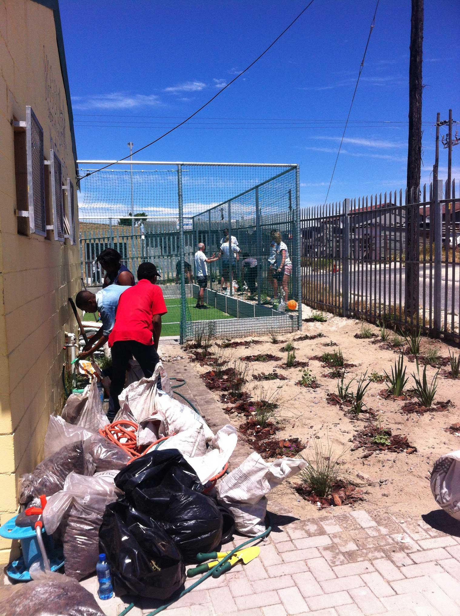 Projecten in townships