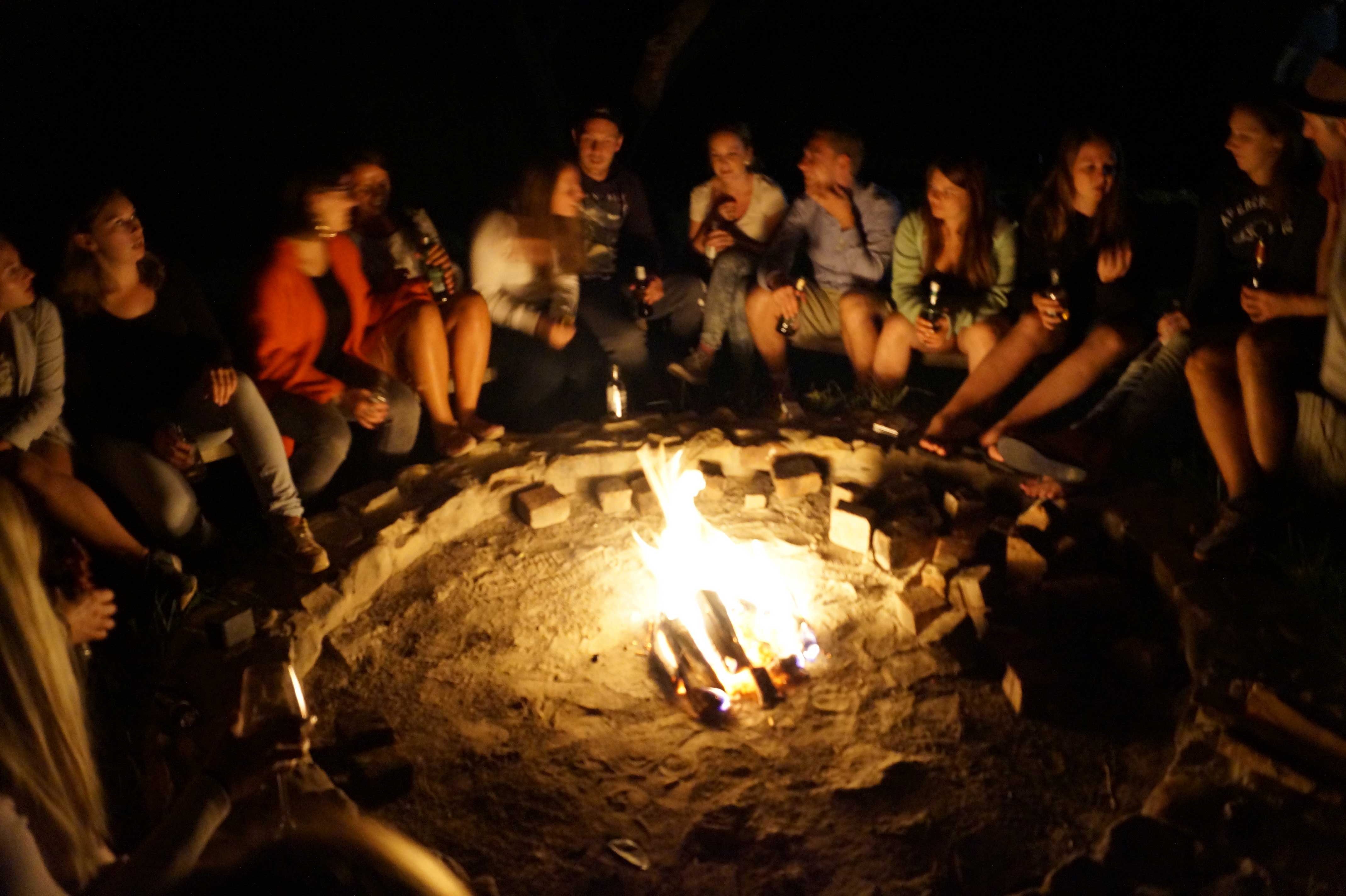 Cederberg studenten weekend