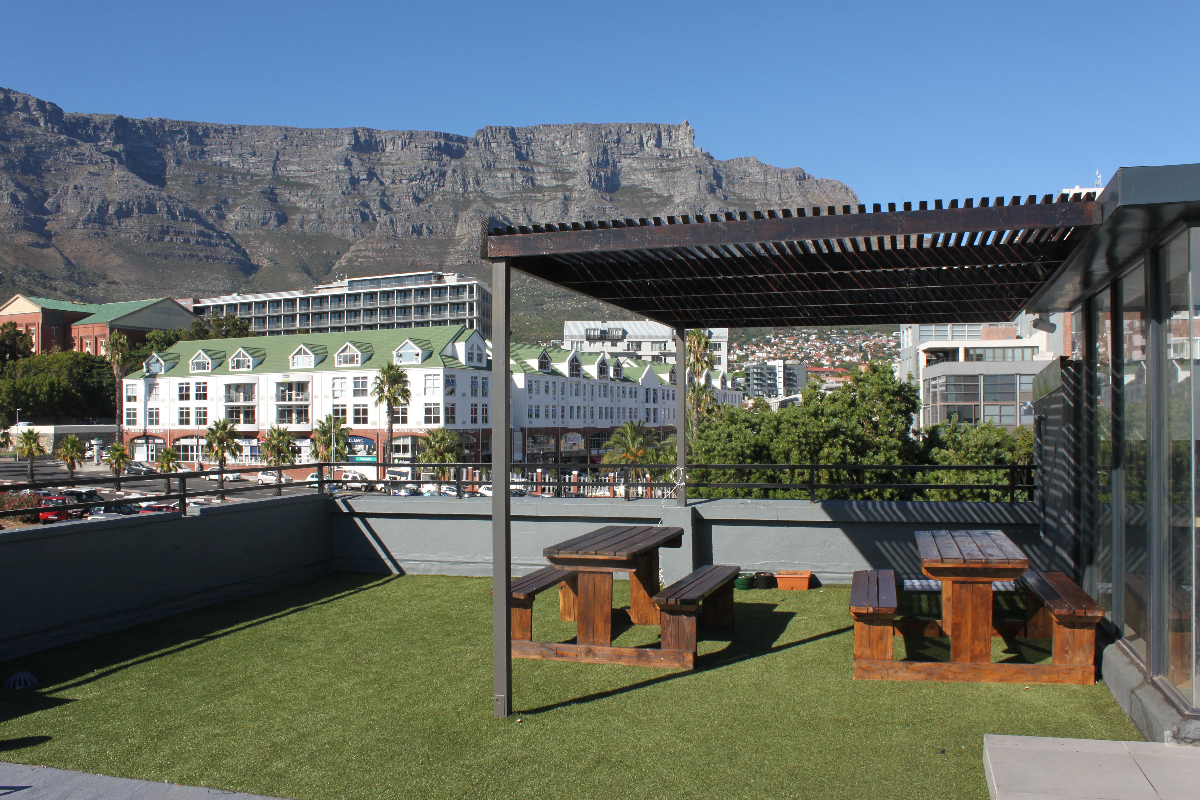 Studenthouse in Zonnebloem, Cape Town