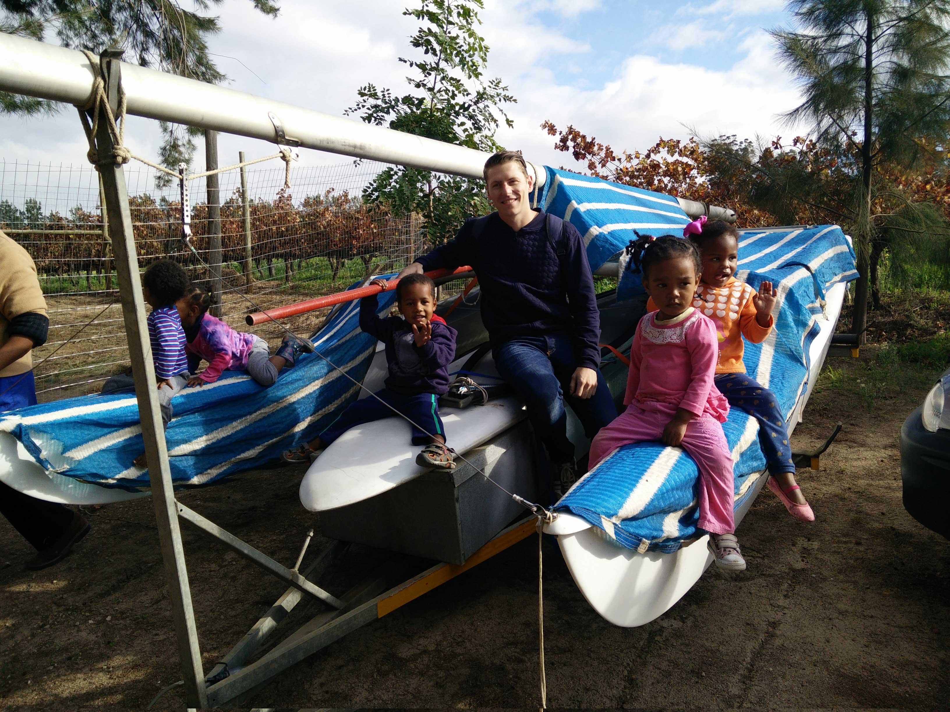 Crèche project Stellenbosch