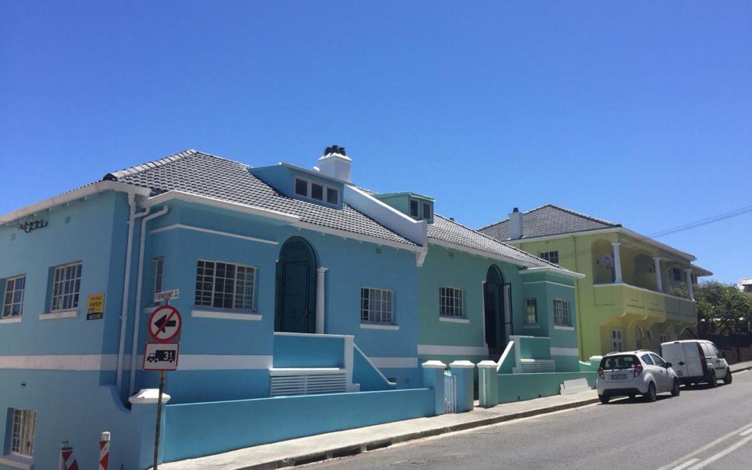 Studentenhuis in Green Point, Kaapstad