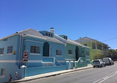 Studentenhuis in Green Point, Kaapstad