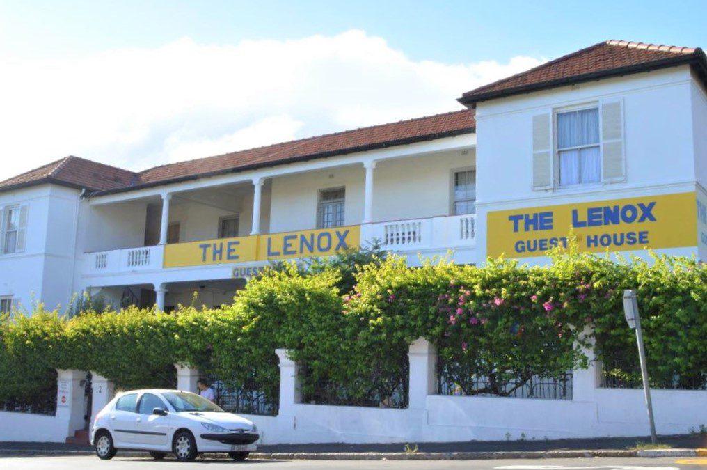 Studentenhuis in Gardens, Kaapstad